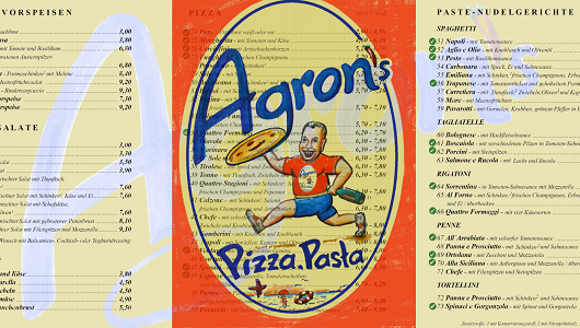 Agron's Pizzaservice Murnau