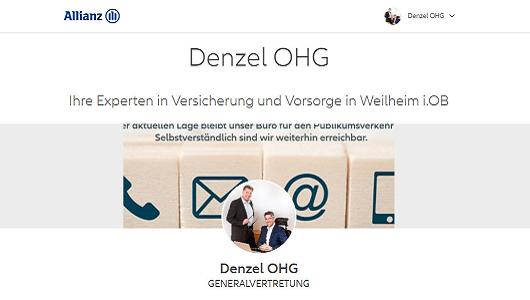 Allianz - Denzel OHG