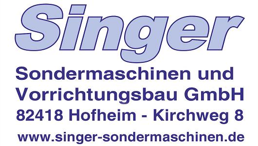 Singer Sondermaschinen und Vorrichtungsbau