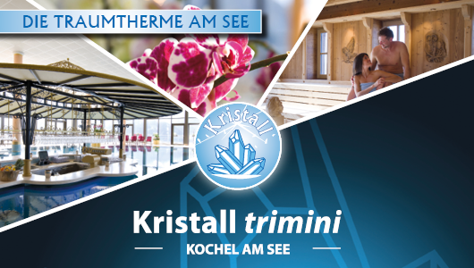 Kristall Therme Trimini - Kochel am See