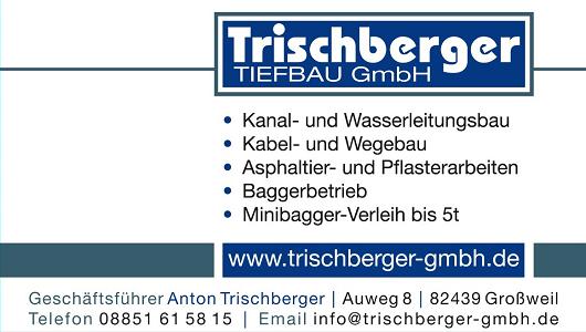 Trischberger - Tiefbau GmbH